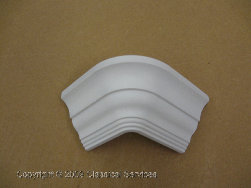 Crown Molding On Rounded Corners Round Designs